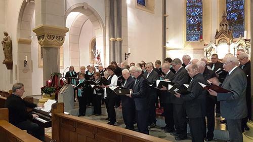 Kirchenmusikalische Andacht zum Advent in Horhausen