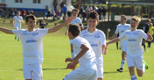 C-Jugend-Rheinlandliga: JSG Wisserland jetzt Zweiter