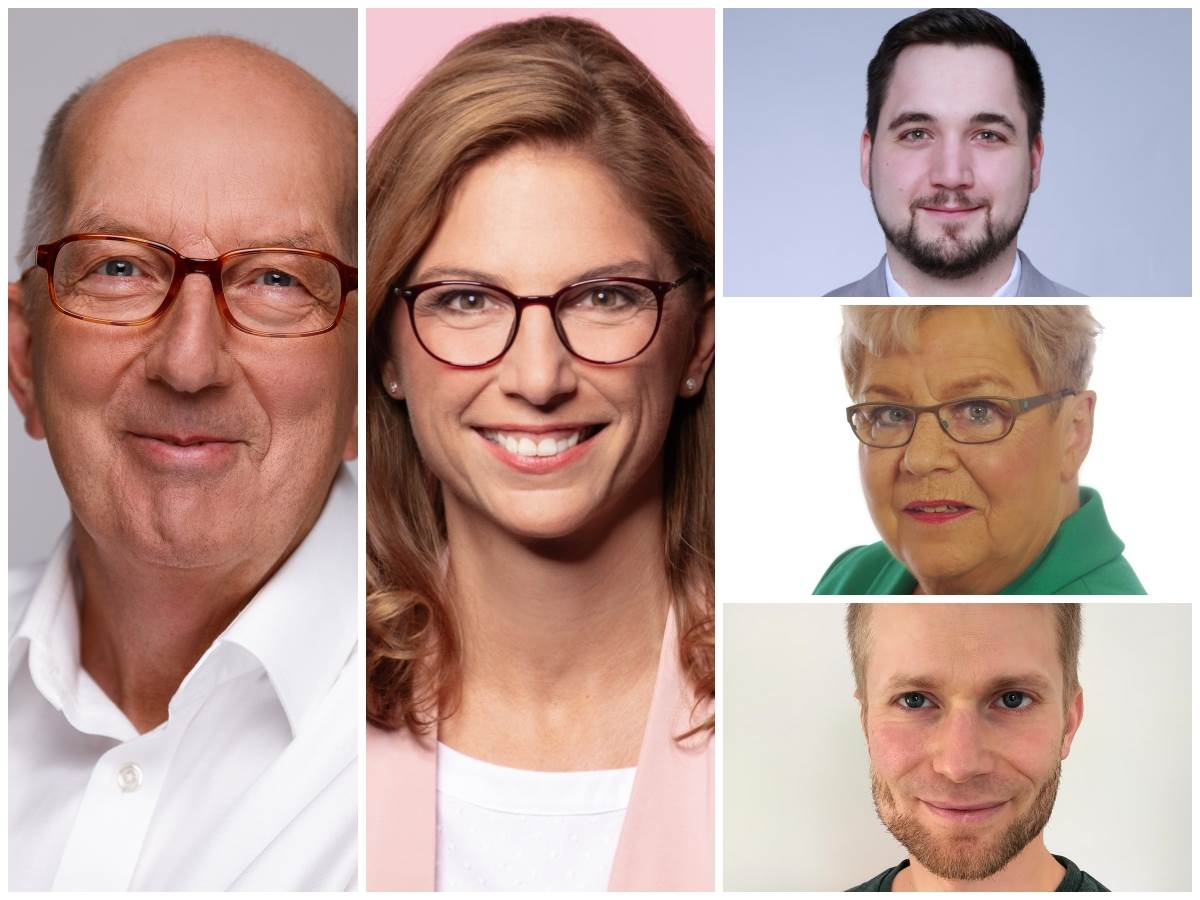 Landtagswahl: Die Kandidierenden für den Wahlkreis 1 vorgestellt