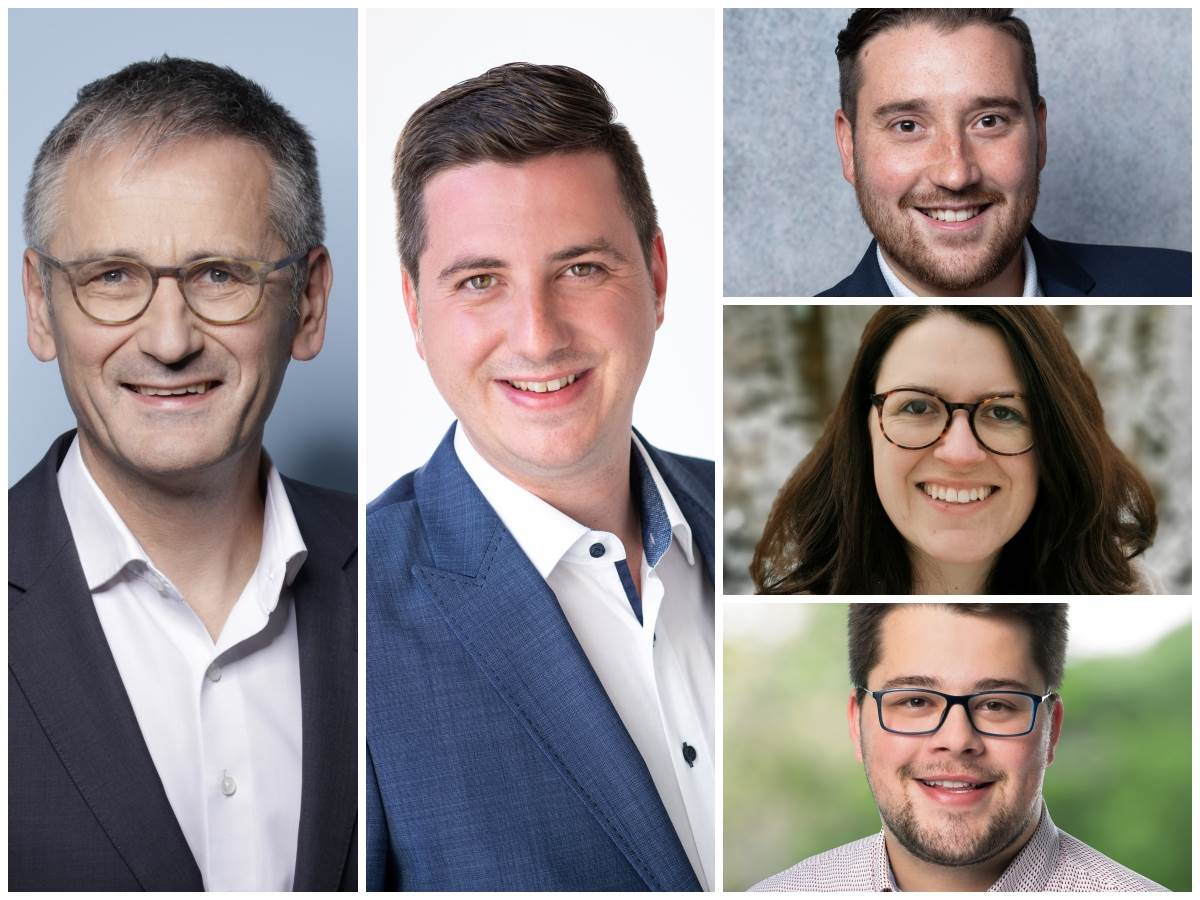 Landtagswahl: Die Kandidierenden für den Wahlkreis 5 vorgestellt