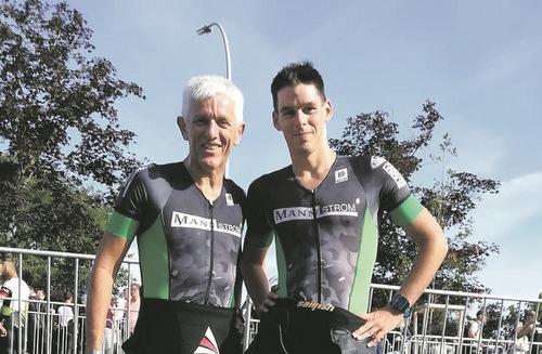 """Die MANNschaft e. V."": Triathlet Christian Geimer startet bei Ironman-WM"