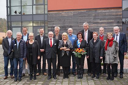 Der neue Vorstand des Paritätischen Landesverbandes Rheinland-Pfalz/Saarland. Foto: Jens Stoevesand