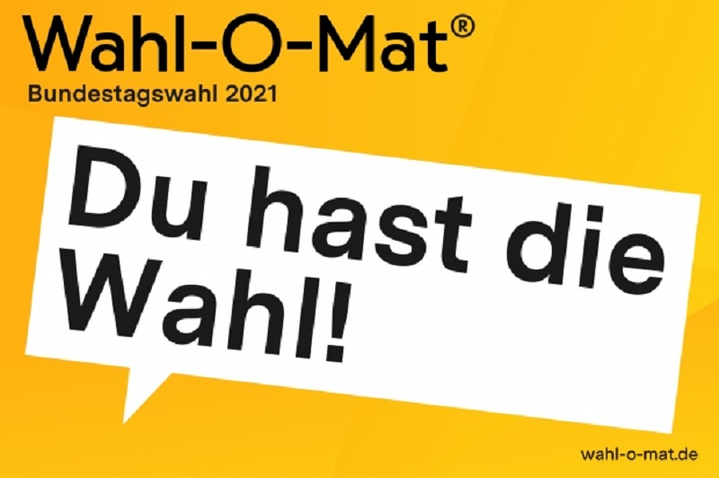 Bundestagswahl: Der Wahl-O-Mat steht online