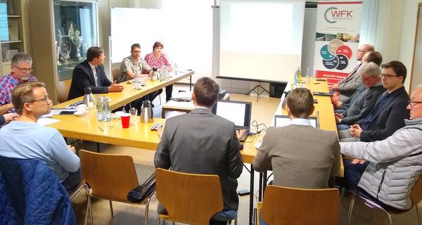 Hochwasservorsorge: Erster Workshop in der VG Kirchen
