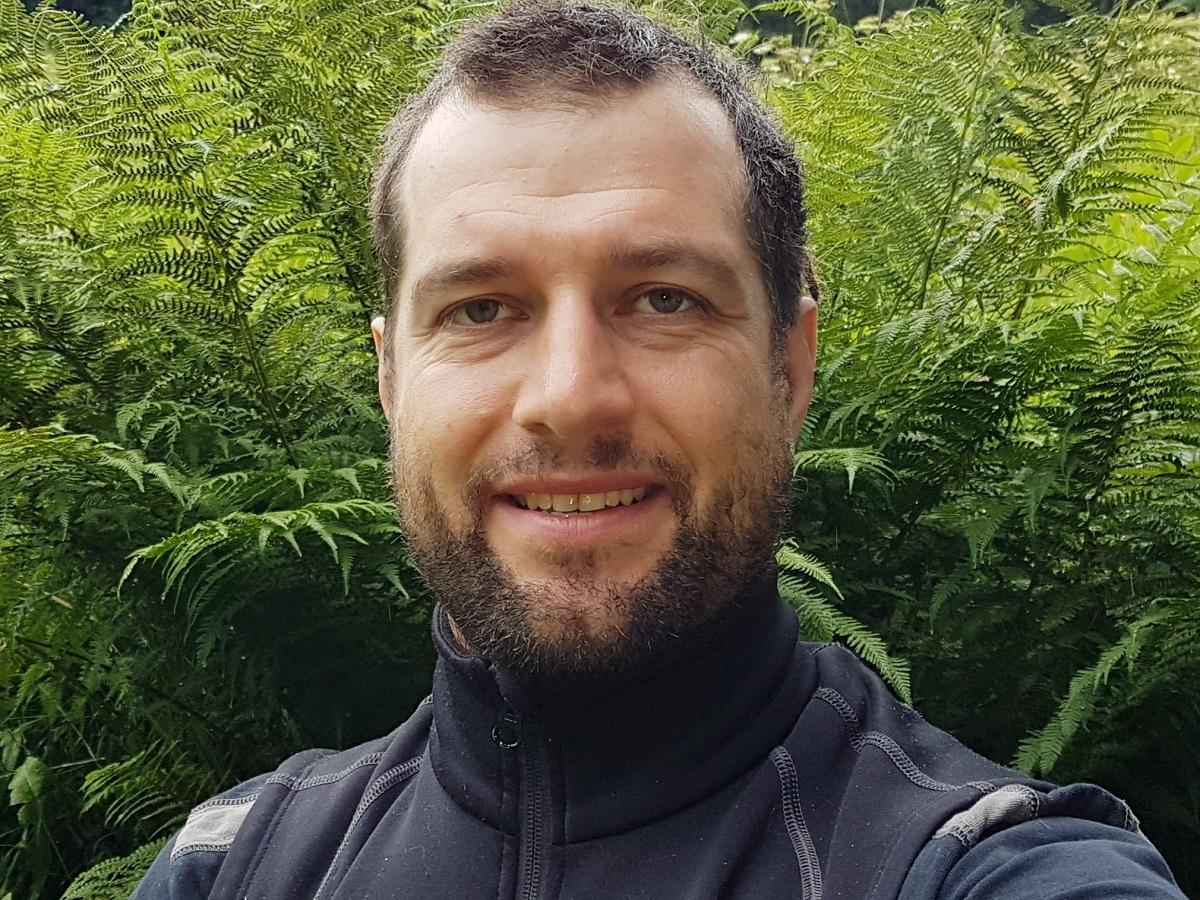 Kandidaten zur Bundestagswahl: Wotan Engels (Klimaliste)
