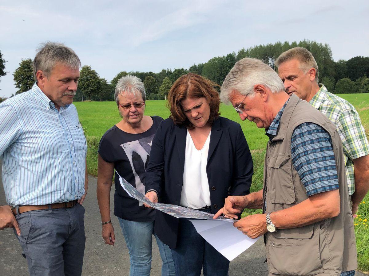 Ortsumgehung Weyerbusch: Heimische FDP-Bundestagsabgeordnete fordert runden Tisch