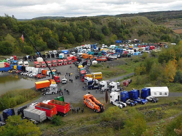 Der Stöffel-Park – Mekka der Trucker-Szene