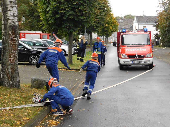 Freirachdorf feierte seine Freiwillige Feuerwehr