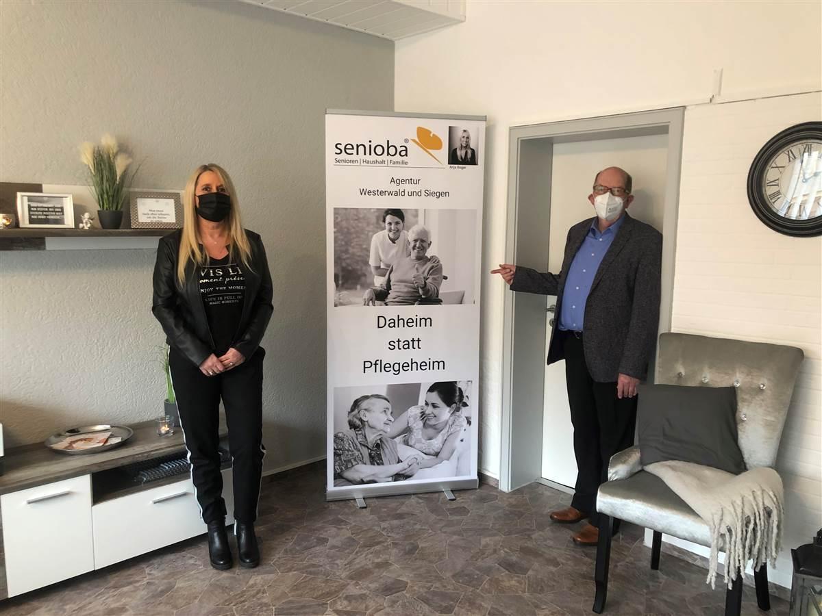 Neue Agentur für Pflegevermittlung in Gebhardshain