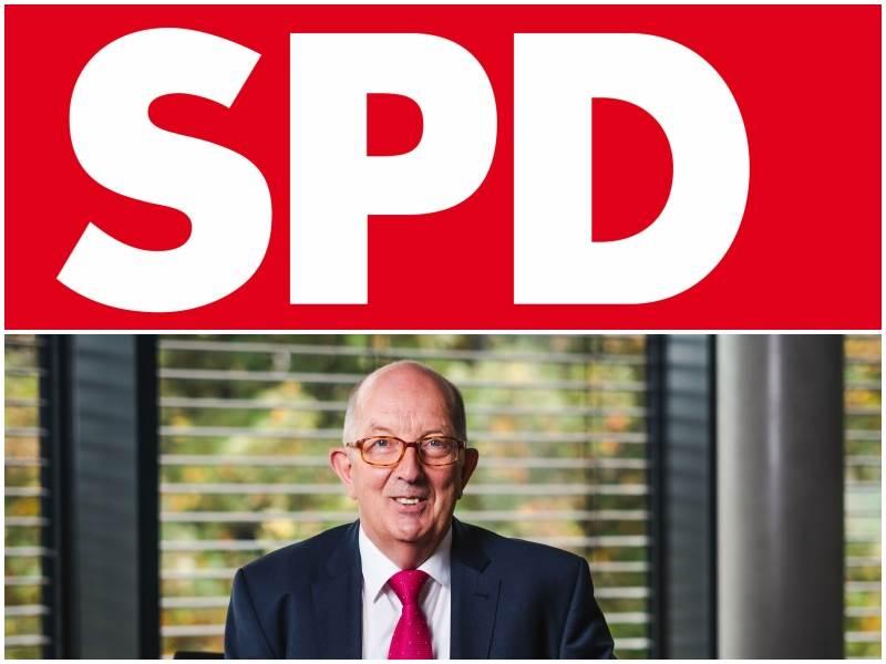 """Kreis-SPD wirft Wäschenbach (CDU) """"billiges Wahlkampfmanöver"""" vor"""