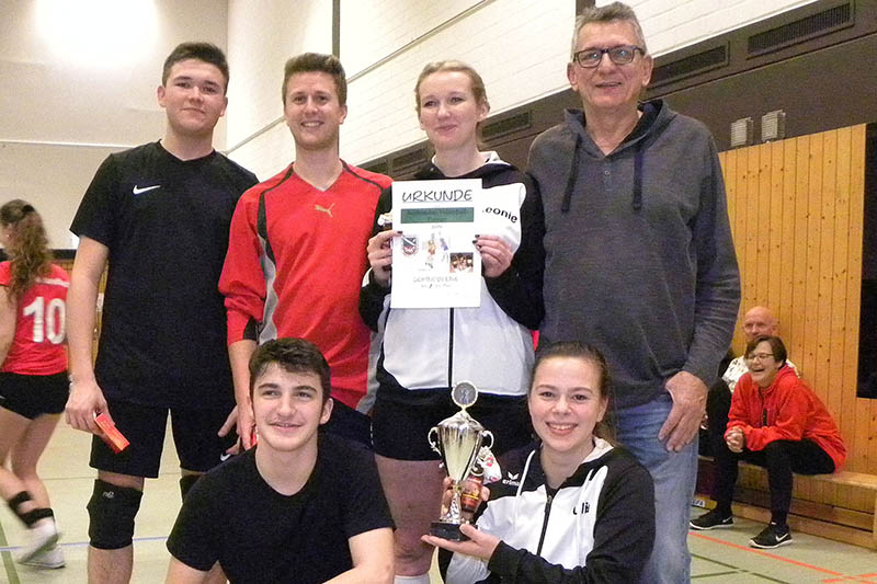 Aufschwung bei Rheinbreitbacher Volleyballern