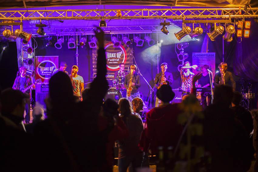 "WAKE UP"" Festival in Linkenbach steht bevor"