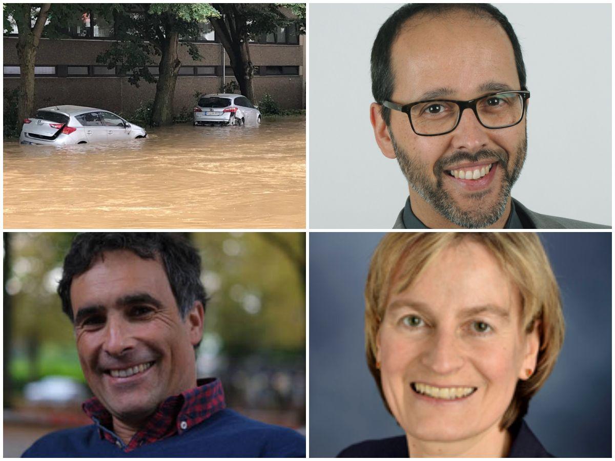 """""""Klimaangepasstes Bauen"""": Das muss sich ändern nach der Flut-Katastrophe"""