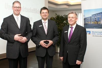 Westerwald Bank profitiert von den genossenschaftlichen Werten
