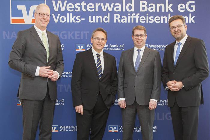 Westerwald Bank weiter auf solidem Wachstumskurs