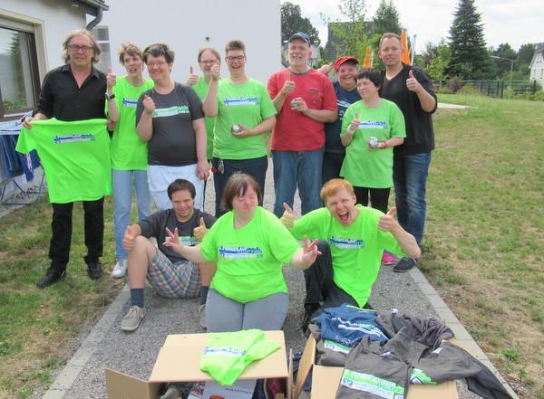 Westerw�lder Firmenlauf: Motivation f�r Lebenshilfe-Laufgruppe