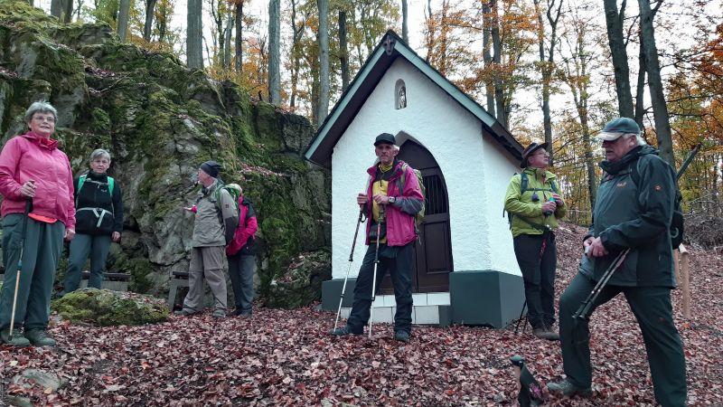 Wanderung rund um den Malberg