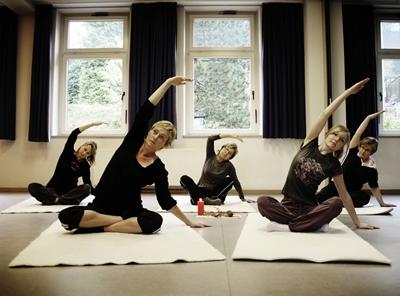 Am 2. November startet in Altenkirchen wieder ein Yoga Kurs des DRK-Kreisverbandes Altenkirchen. (Foto: pr)