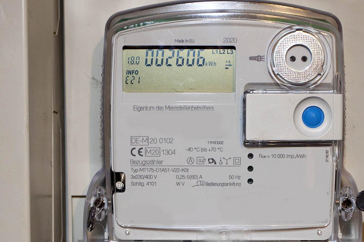 Strom- und Heizkosten im Blick – Monatlicher Zähler-Check