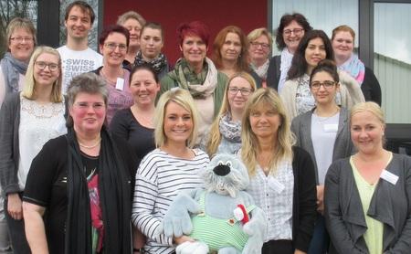 Erzieher-Workshop: �Sprechen kommt nicht von allein�