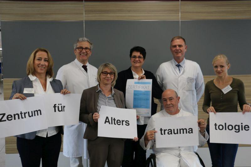 Bestmögliche Behandlung für ältere Patienten im Westerwald