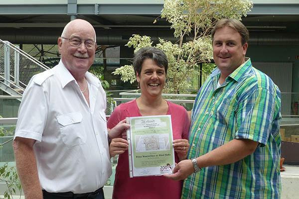 Freundeskreis Neuwied-Bromley spendet für Neuwieder Zoo