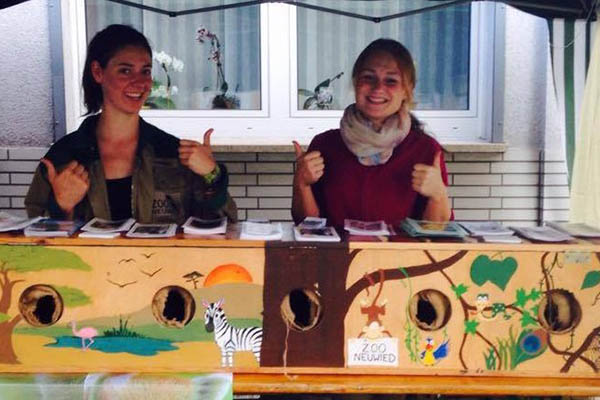 Freiwilliges Ökologisches Jahr (FÖJ) im Zoo Neuwied