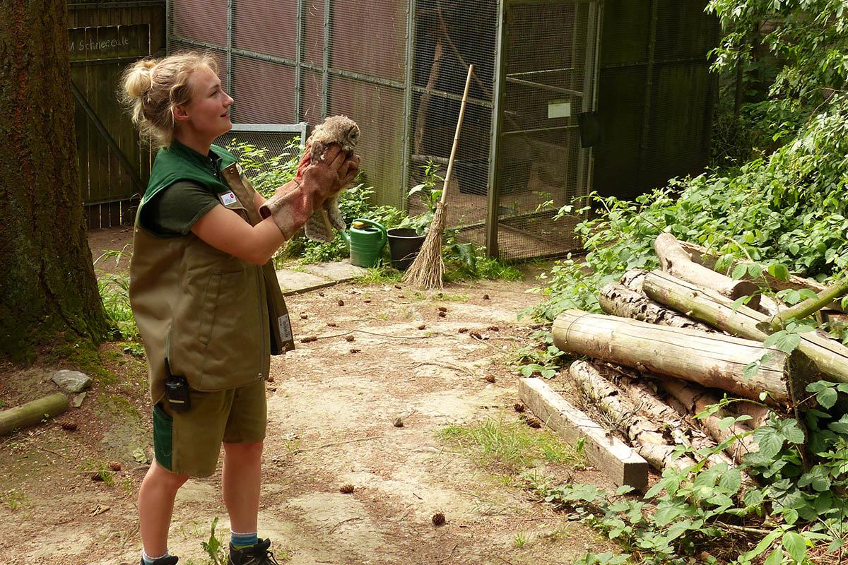 Zoo Neuwied: Positive Bilanz zum Tag der biologischen Vielfalt