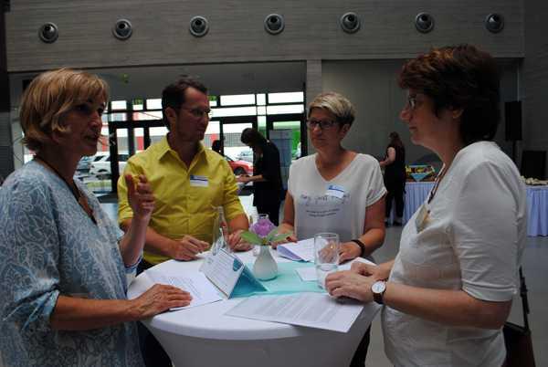 Erfahrungsaustausch bei der HwK Koblenz