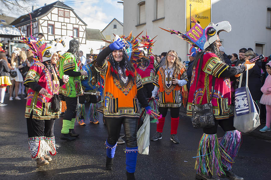 Erhöhtes Sicherheitskonzept beim Karnevalszug in Großmaischeid