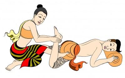 Thail�ndische Massage | Danoi Rattanawong Wissen