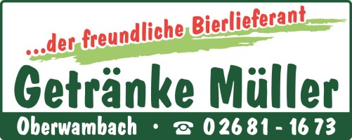 Getränke Müller Oberwambach