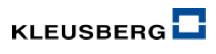 KLEUSBERG GmbH & Co. KG Wissen