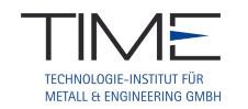 Technologie-Institut für Metall & Engineering GmbH (TIME) Wissen/Sieg